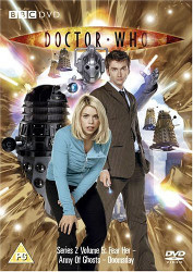 Series 2 Part 5 Region 2 DVD Cover