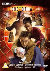 Series 3 Part 2 Region 2 DVD Cover