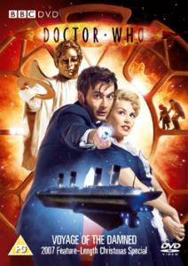 Region 2 DVD cover for Voyage of the Damned