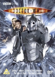 Series 2 part 2 Region 2 DVD Cover